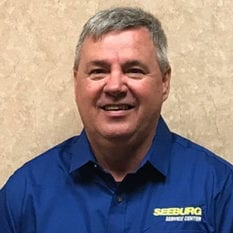 Mike Akin Seeburg Manager